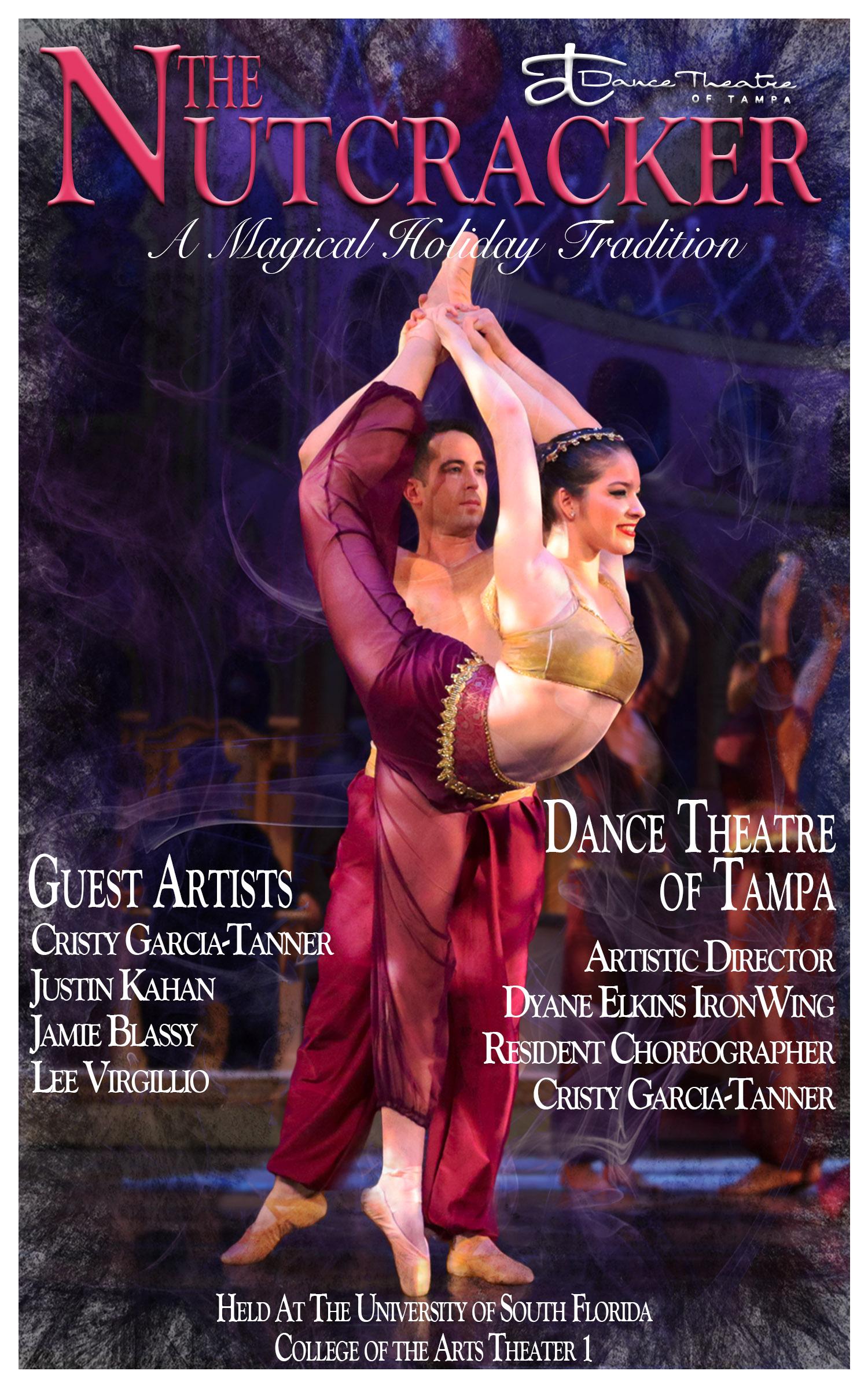 Dance Theatre of Tampa's 17th Annual Nutcracker