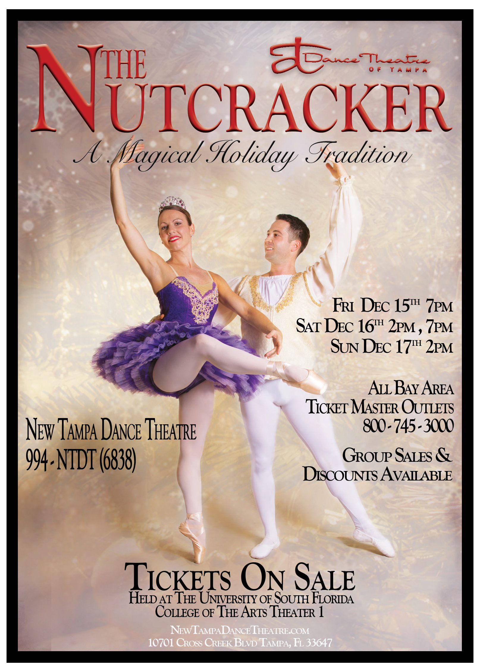 DTT's 18th Annual Production of The Nutcracker